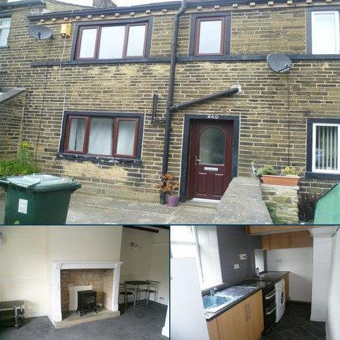 2 bedroom terraced house to rent - Allerton Road, Allerton, Bradford