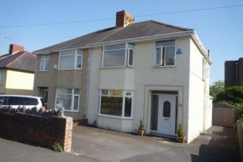 3 bedroom semi-detached house to rent - Upper Gendros Crescent, Gendros, Swansea SA5
