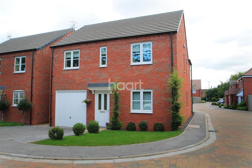 4 Bedrooms Detached House for sale in Barnes Close, Wilford, Nottinghamshire