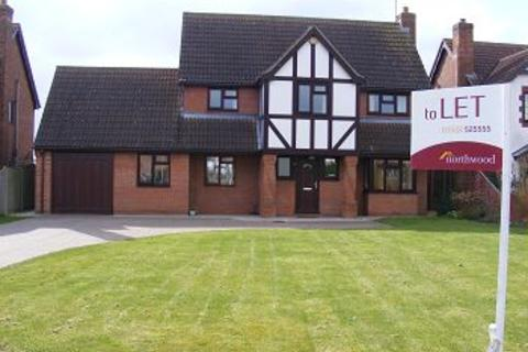 4 Bedroom Detached House To Rent   Lambourne Way, Heckington, Sleaford, NG34