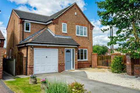 4 bedroom detached house for sale - Morehall Close, Clifton Moor, York
