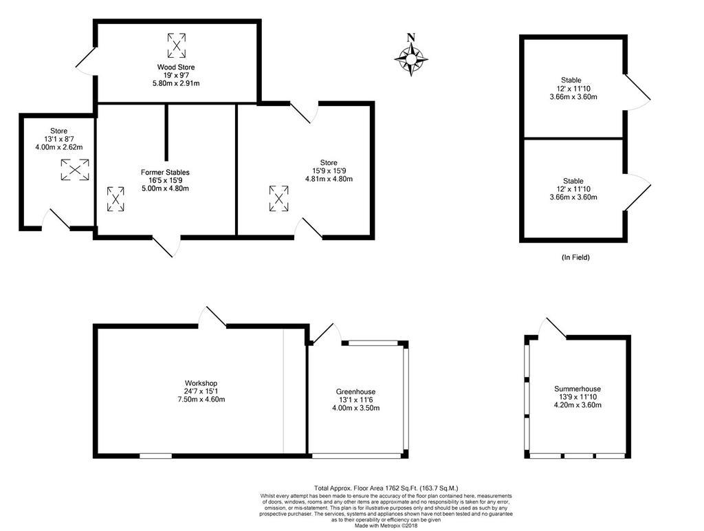 Floorplan: Stable Plan
