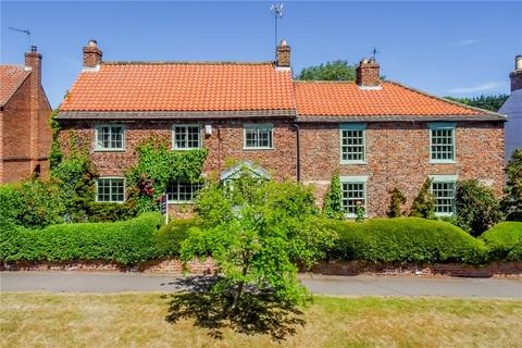 5 bedroom detached house for sale - Plantation Cottage, Main Street, Little Ouseburn, York, YO26