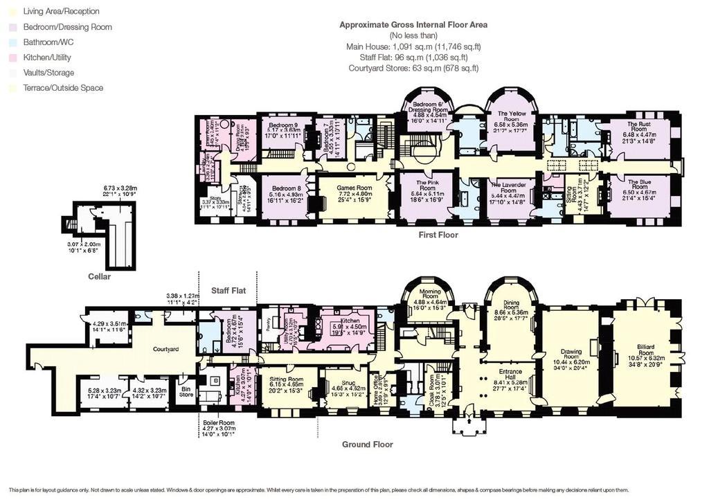 Floorplan 1 of 3: Harptree Court