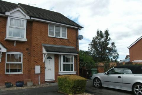 2 bedroom end of terrace house to rent - Ladygrove