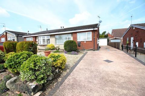 2 bedroom bungalow for sale - Lyneside Road, Knypersley, Staffordshire, ST8 6SL