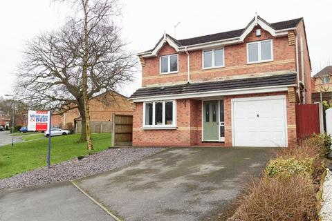 4 bedroom detached house for sale - Mossfield Drive, Biddulph, Staffordshire, ST8 6UL