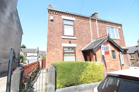 2 bedroom semi-detached house for sale - John Street, Biddulph, Staffordshire, ST8 6HW