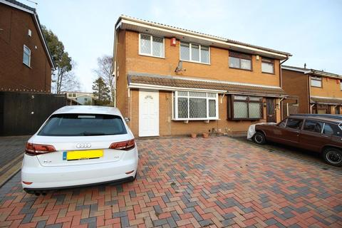 3 bedroom semi-detached house to rent - Loganbeck Grove, Longton, Stoke-on-Trent, ST3 5UF