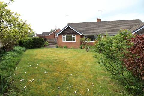 2 bedroom semi-detached bungalow for sale - Folly Fields, Cheddleton, Staffordshire, ST13