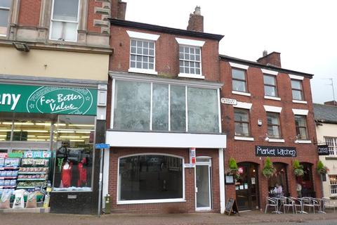 Studio for sale - 14 Market Place, Leek, Staffordshire, ST13 5HH