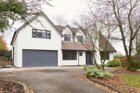 5 bedroom detached house for sale - Clay Lake, Endon, Staffordshire, ST9 9DE