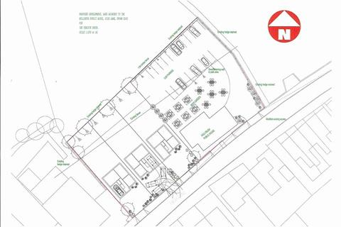 Plot for sale - 181, High Lane, Brown Edge, Staffordshire, ST6 8QA