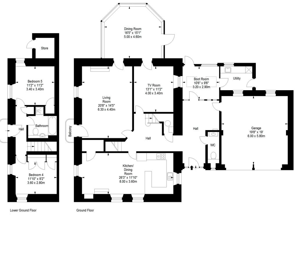 Floorplan 1 of 3: Ground Floor and...
