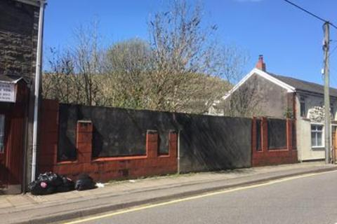Commercial development for sale - 23-27 High Street, Ogmore Vale