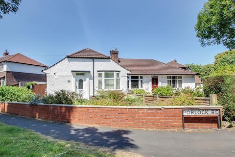 2 bedroom semi-detached bungalow for sale - Porlock Road, Flixton, Manchester, M41