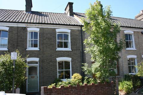 2 bedroom terraced house for sale - LINDLEY STREET NORWICH