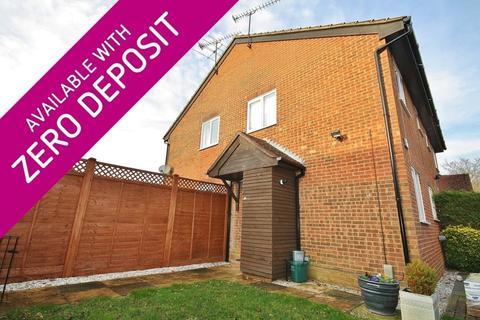 1 bedroom end of terrace house to rent - Blencarn Close, Goldsworth Park