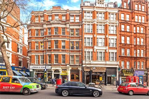 Studio to rent - Burleigh Mansions, 20 Charing Cross Road, London, WC2H