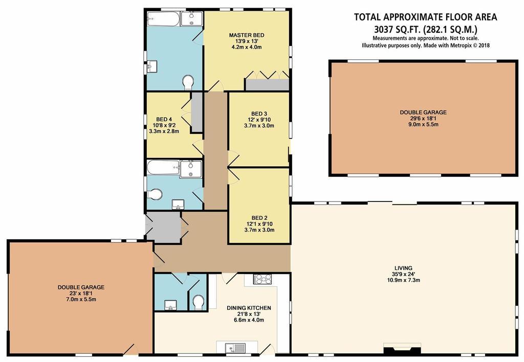 Floorplan 1 of 4: 185 Long Line Floor Plan