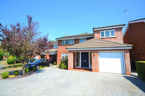 4 bedroom detached house for sale - Portford Close, Macclesfield