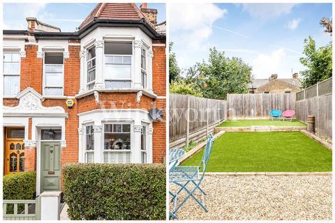 4 bedroom terraced house for sale - Effingham Road, London, N8