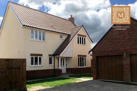 4 bedroom detached house for sale - Plot 30 - Wellington Close, Chedburgh, Bury St Edmunds, IP29 4WE