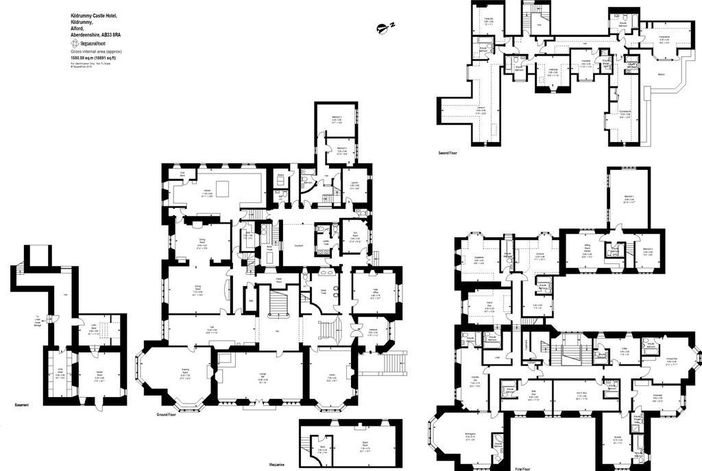 Floorplan 2 of 2: Kildrummy Hotel