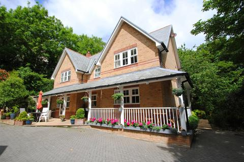 4 bedroom detached house for sale - Torrs Park, Ilfracombe
