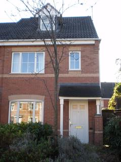 3 bedroom terraced house to rent - Peckstone Close, Parkside, Coventry, West Midlands, CV1