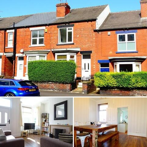 3 bedroom terraced house for sale - 76 Archer Road, Millhouses, Sheffield S8 0JT