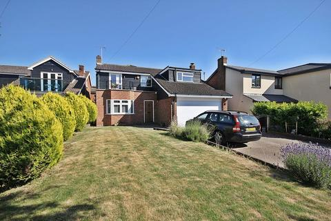 4 bedroom detached house for sale - Large master bedroom with balcony and en-suite  - check out the video tour!