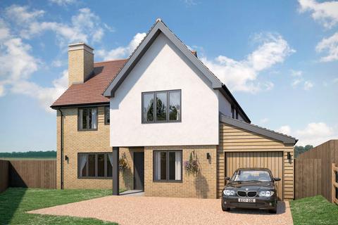 4 bedroom detached house for sale - Plot 8, Dukes Park, Duke Street, Hintlesham, Ipswich, Suffolk. IP8 3PR
