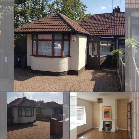 2 bedroom bungalow to rent - Lilleshall Road, Yardley