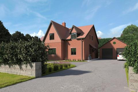 Land for sale - Building Plot At Hill View Farm, Mickle Trafford, CH2 4EA