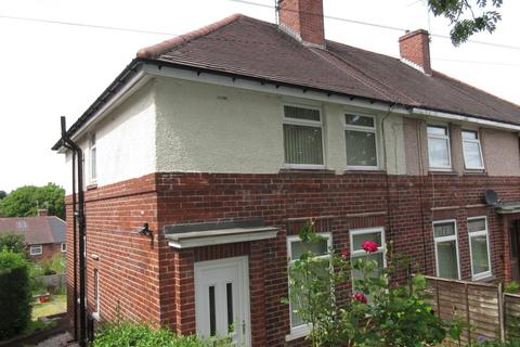 2 bedroom semi-detached house to rent - Longley Crescent, Sheffield, S5