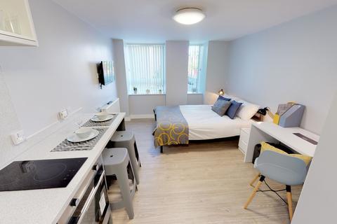 Studio to rent - Albert Road, Middlesbrough, Cleveland
