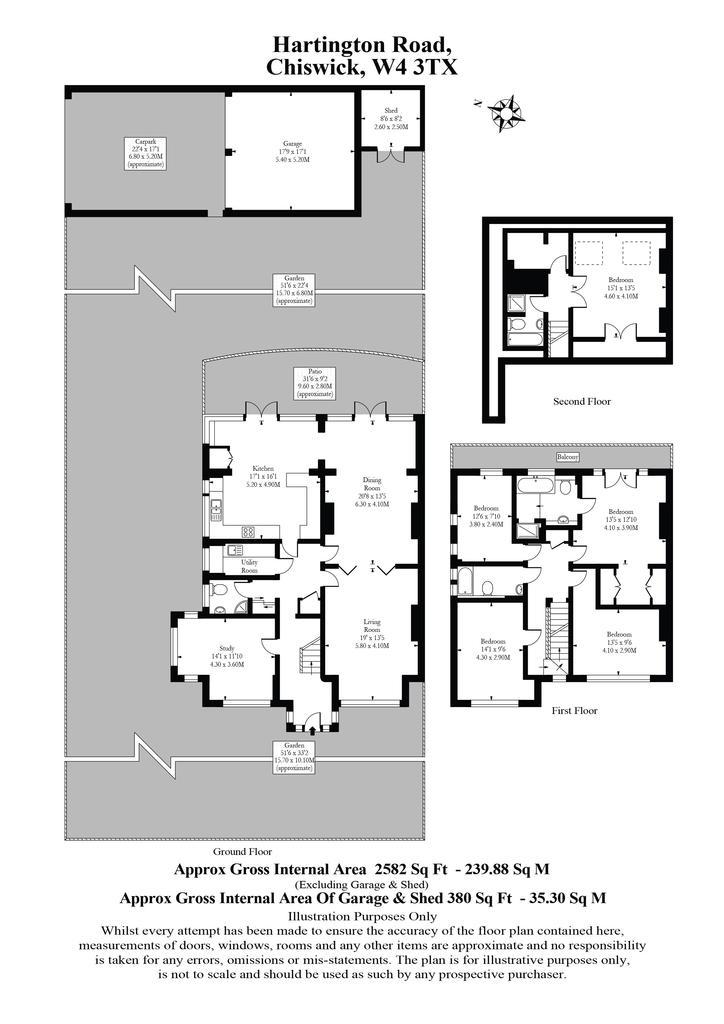 Floorplan 1 of 2: Existing Floor Plan