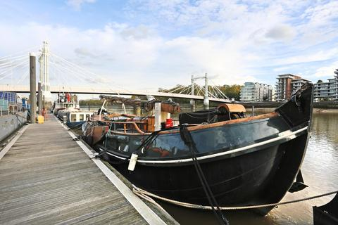 2 bedroom houseboat for sale - Cadogan Pier, Chelsea, SW3