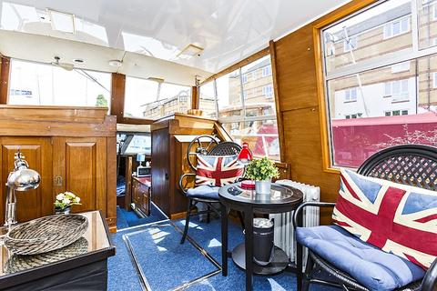 1 bedroom houseboat for sale - South Dock Marina, Rotherhithe SE16