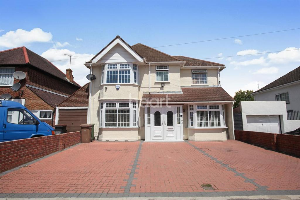 5 Bedrooms Detached House for sale in Dunstable Road