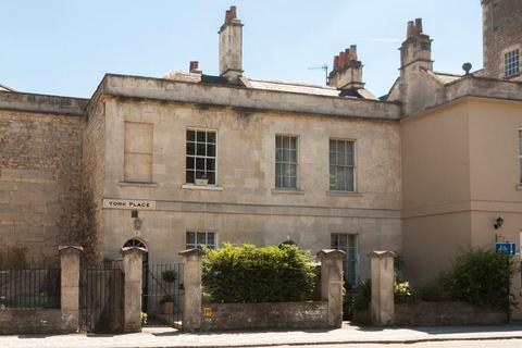 2 bedroom terraced house for sale - York Place, Bath, BA1