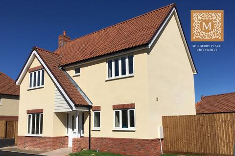 4 bedroom detached house for sale - Silvertree Way, Chedburgh, Bury St Edmunds, IP29 4WA