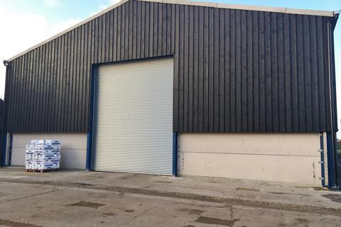 Storage to rent - Maldon