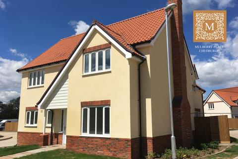 4 bedroom detached house for sale - Wellington Close, Chedburgh, Bury St Edmunds, IP29 4WE