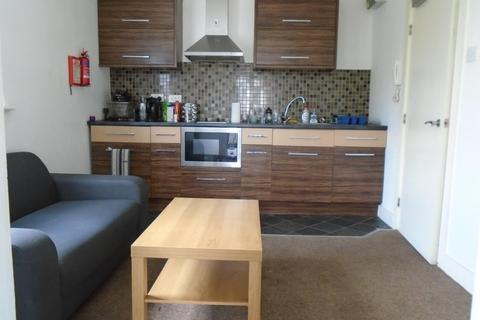 Studio to rent - 5a Wilbraham Road, MANCHESTER M14