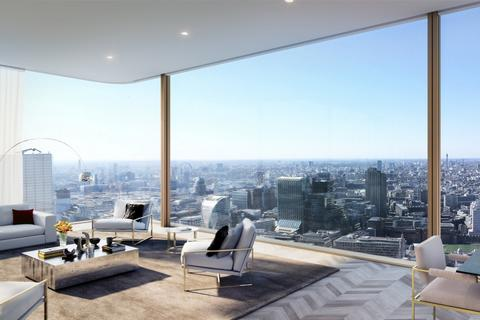 2 bedroom penthouse for sale - Upper House, Principal Tower, London, EC2A