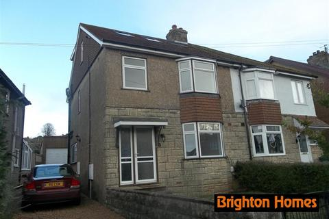 4 bedroom semi-detached house to rent - Mackie Avenue, Brighton