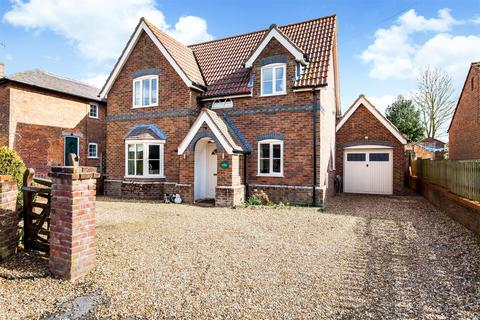 4 bedroom detached house for sale - Woodland Road, Patney, Devizes, Wiltshire, SN10