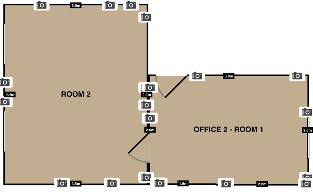 Floorplan: Office 2   floor plan